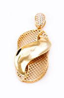 YELLOW GOLD PENDANT, 21KT, Weight: 0g, YGPEND0025