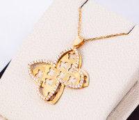 YELLOW GOLD PENDANT, 21KT, Weight: 0g, YGPEND0044