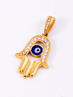 YELLOW GOLD PENDANT, 21KT, Weight: 0g, YGPEND0077
