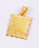 YELLOW GOLD PENDANT, 21KT, Weight: 0g, YGPEND00108