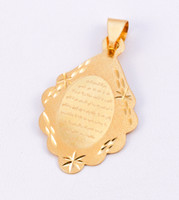 YELLOW GOLD PENDANT, 21KT, Weight: 0g, YGPEND00111