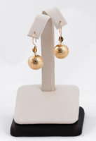 YELLOW GOLD EARRINGS, 21KT, Weight: 0g, YGEARRING21K0050