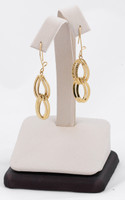 YELLOW GOLD EARRINGS, 21KT, Weight: 0g, YGEARRING21K0051