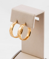 YELLOW GOLD EARRINGS, 21KT, Weight: 0g, YGEARRING21K0086
