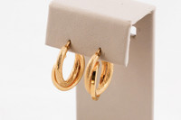 YELLOW GOLD EARRINGS, 21KT, Weight: 0g, YGEARRING21K0093