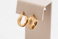 YELLOW GOLD EARRINGS, 21KT, Weight: 0g, YGEARRING21K0094