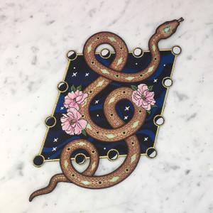 Serpent XL Back Patch