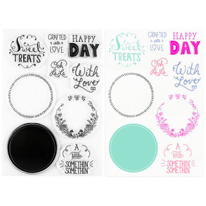Clear Stamps - Design Your Own Labels & Gift Tags