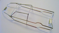 Revo 3.3 Polished Stainless Steel Full Roll Cage