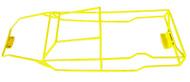 Revo 3.3  Yellow Powder Coated Full Roll Cage