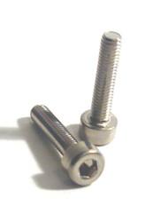 2mm X 10mm Stainless Steel Socket Head Cap Screw 2