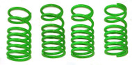 Traxxas Jato  Green Dual Rate Shock Springs Set by RC Raven