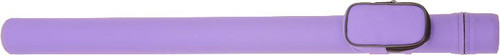 Sterling Round Purple Cue Case for 1 Cue