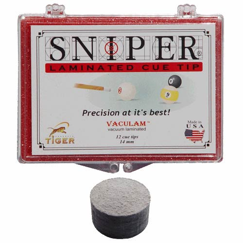 Tiger Sniper Tip, 14 mm