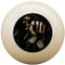 Custom Pool Cue Ball - Skull