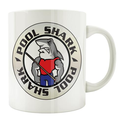 Pool Shark 11oz. Coffee Mug