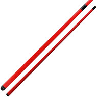Sterling Prism Series Pool Cue - Red