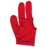 Sterling Billiard Glove, Red