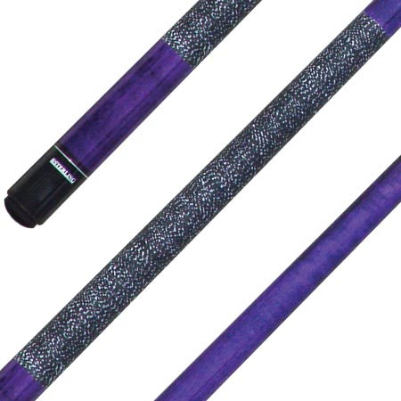 Sterling Classic Series Pool Cue, Purple with Wraps