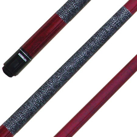 Sterling Classic Series Pool Cue, Burgundy with Wraps