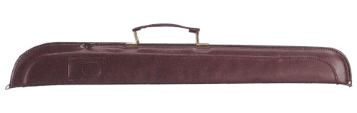 Sterling Brown Padded Discount Pool Cue Case for 1 Cue