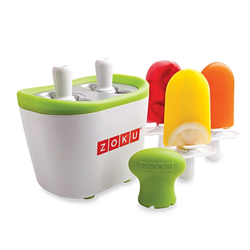 Zoku® Duo Quick Pop™ Maker