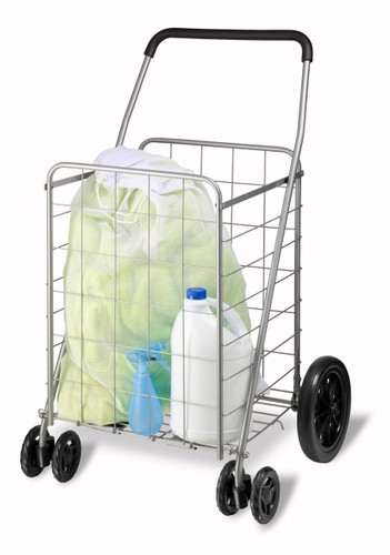 Honey Can Do® High-Performance Folding Utility Cart