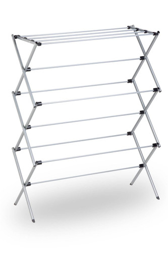 Honey Can Do® Folding Drying Rack, 45-Inch Tall