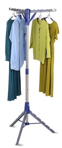 """Honey Can Do® Tripod Folding Drying Rack, 64"""" Tall"""