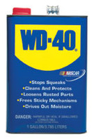 WD-40 LUBRICANT 1 GALLONOPEN STOCK 780-10110