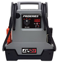 Jump Starter/DC Power Source, 4400 Peak Amps, 500 Cranking Amps 415 Cold Cr