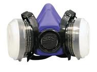 Bandit Halfmask Respirator, OV Cartridge with N95 Filter - Medium SAS-8661-