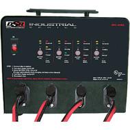 6 Amp Digital 4 Bank Battery Charging Station INC406A