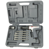 Ingersoll Rand IR 118 MAXK Vibration Reduced Long Barrel Air Hammer Kit