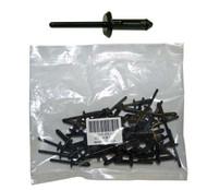 Plastic Rivets (5.0 X 15.8) 263-1, 3/16 x 5/8