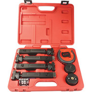 E-Z Line Tractor Trailer Wheel Laser Alignment Tool Kit EZREZLINE