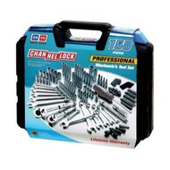 Channellock 158 PC. Mechanic's Tool Set