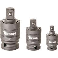 3 Pc. Pin-Free Locking Impact U-Joint Set TTN16151