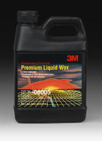 3M™ Premium Liquid Wax, 06005, 1 Quart (US)