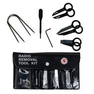 10pc Radio Removal Tool Set AES78675