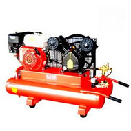 6.5HP Gas powered Moble Air Compressor