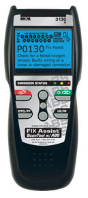 Fix Assist Scan Tool with ABS INN-3130C