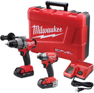 M18™ FUEL™ Drill/Driver and Impact Driver Combo Kit MWK-2791-22CT
