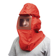 Canvas Sand Blast Hood w/Hard Hat 1004