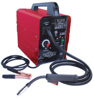 Titan Gasless Wire Feed Welder, 90AMP 41185F