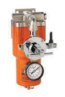 Clean Air Control 80 CFM Filter Unit with 50 CFM Regulator