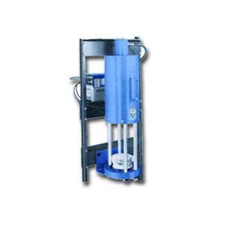 25 ton oil filter crusher OTC1877