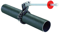 Soil pipe cutter 206