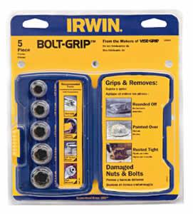 BOLT-GRIP™ 5 Pc. Bolt Extractor Set
