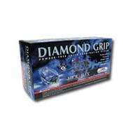 Large Diamond Grip Gloves 100 Per Box